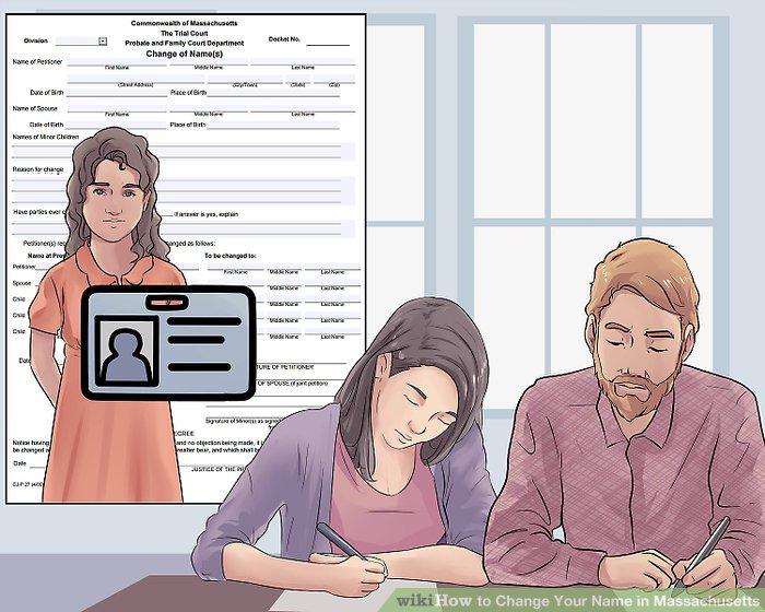 Ändern des Namens eines Kindes während eines Adoptionsprozesses.