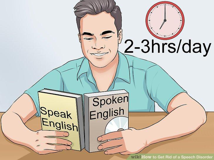 Versuchen Sie Bücher und Kassetten auf gesprochenem Englisch.