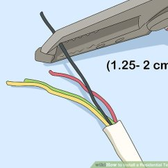 Phone Jack Wiring Diagram Dsl 2 Way Switch How To Install A Residential Telephone With Pictures Image Titled Step 13