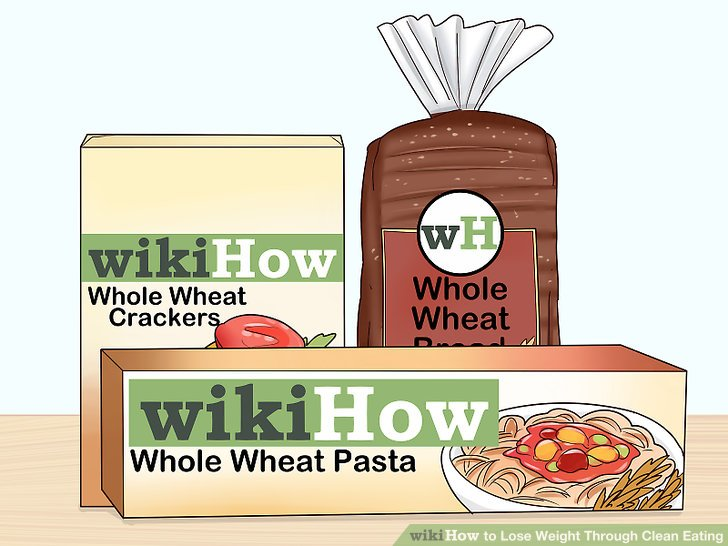 Nehmen Sie in mindestens 1-2 Ihrer Mahlzeiten Vollkorngetreide anstelle von raffiniertem Getreide auf.