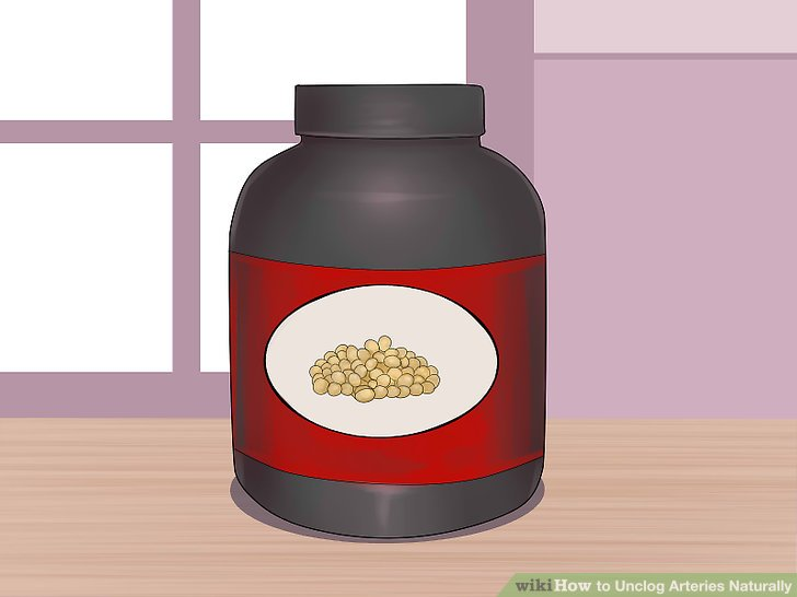 Takviyelerle soya proteinini arttırın.