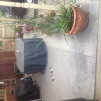 How to Paint an Outdoor Concrete Patio (with Pictures ...