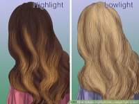 How to Apply Highlight and Lowlight Foils to Hair (with ...