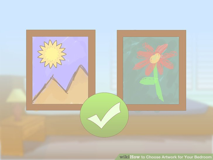 Make sure the artwork is simple.
