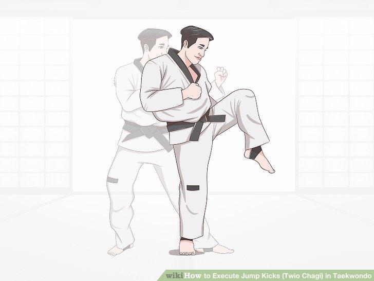 9 Ways to Execute Jump Kicks (Twio Chagi) in Taekwondo