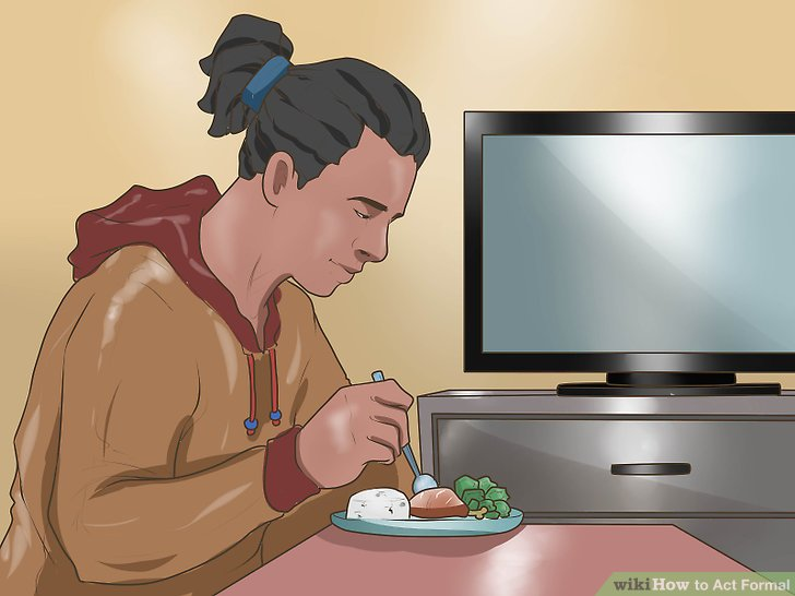 Remove distractions during shared meals.
