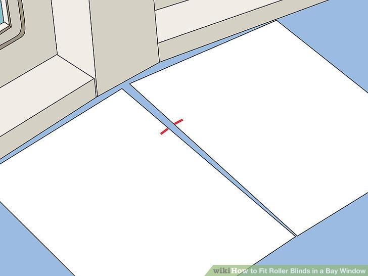 Legen Sie die Papiere auf den Erker, an angrenzende Fensterrahmen.