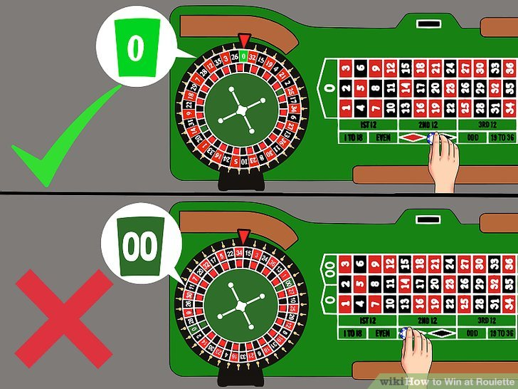 Play European Roulette, not American Roulette.