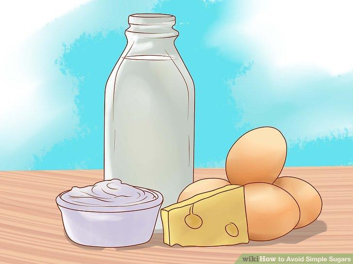 Täglich fettarme Milchprodukte einbeziehen.