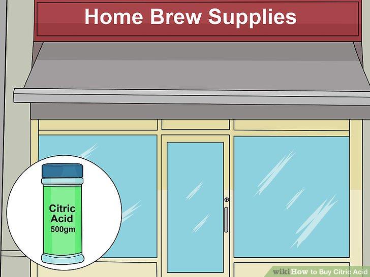 Evde bira malzemeleri satan bir mağaza bulun.