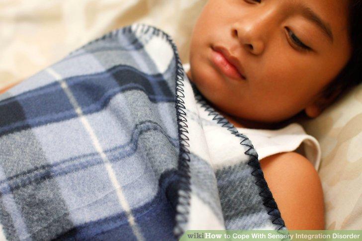 Planen Sie Wege, um Ihr Kind zu trösten, wenn es sich überfordert fühlt.