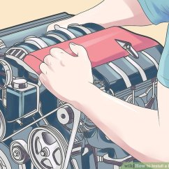 4y Electronic Distributor Wiring Diagram 2000 Ford F350 Headlight Switch How To Install A 14 Steps With Pictures Wikihow Image Titled Step 1
