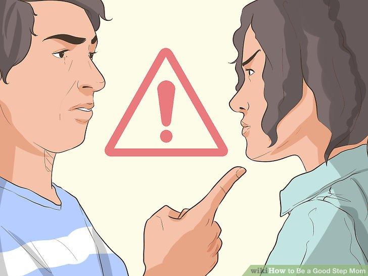 Sprechen Sie niemals schlecht über den Partner Ihres Partners.