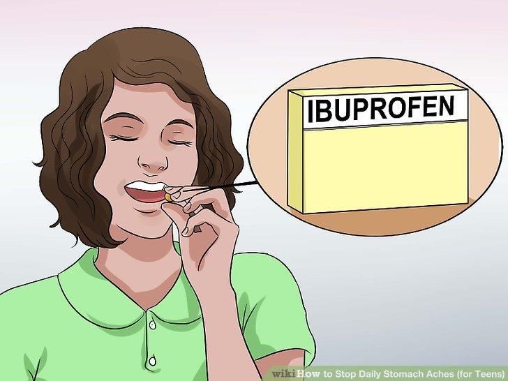 Versuchen Sie es mit Paracetamol, Ibuprofen oder Naproxen bei Menstruationsbeschwerden.