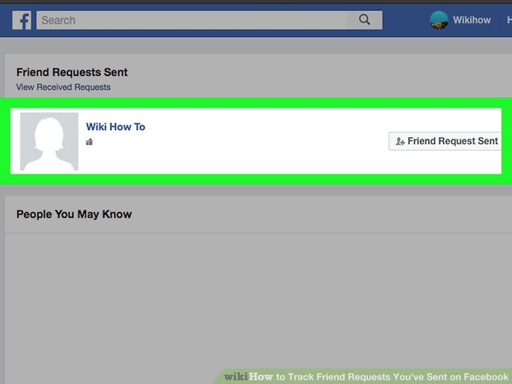 How to Track Friend Requests You've Sent on Facebook: 10 Steps
