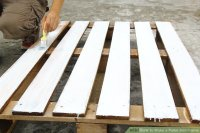 How to Make a Pallet Bed Frame: 6 Steps (with Pictures ...