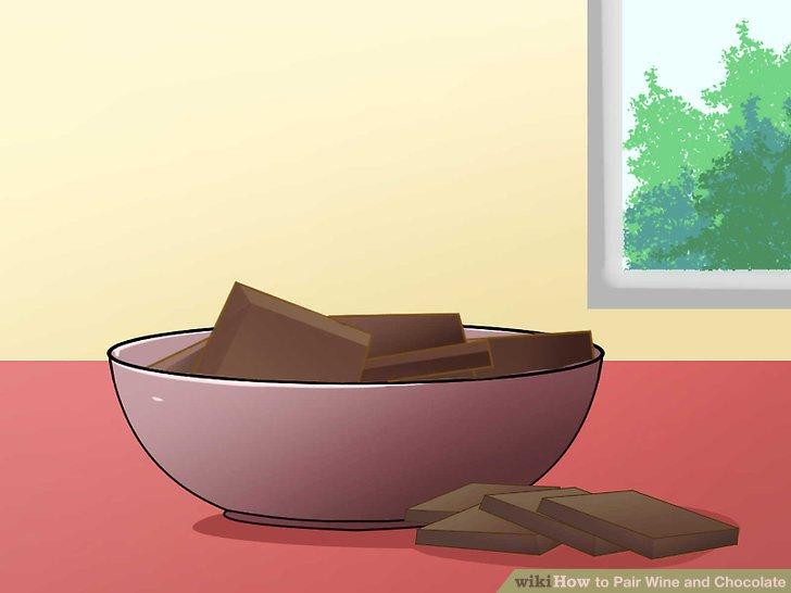 Wählen Sie dunkle Schokolade für ein intensiveres Aroma.