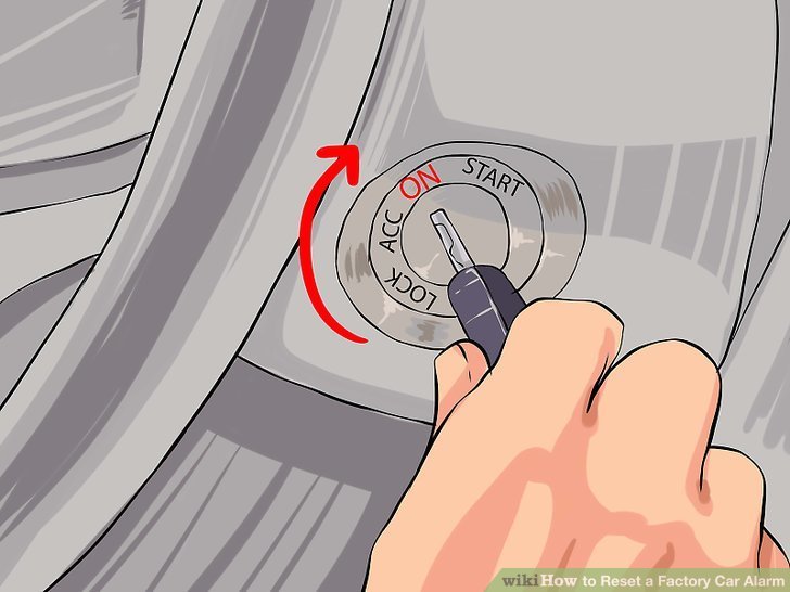 reset alarm grand new avanza harga agya trd 2017 3 ways to a factory car wikihow image titled step 2