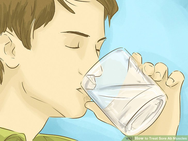 Hydrate well.