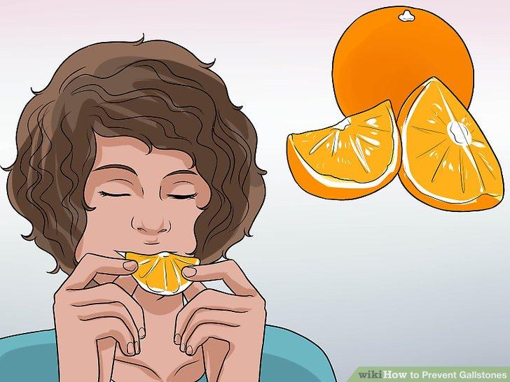 Erhöhen Sie Ihre Vitamin C-Aufnahme.