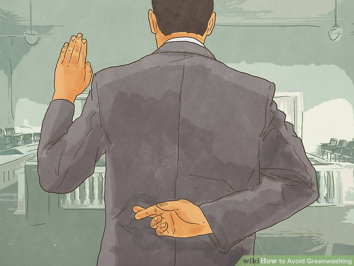 3 Ways To Avoid Greenwashing WikiHow