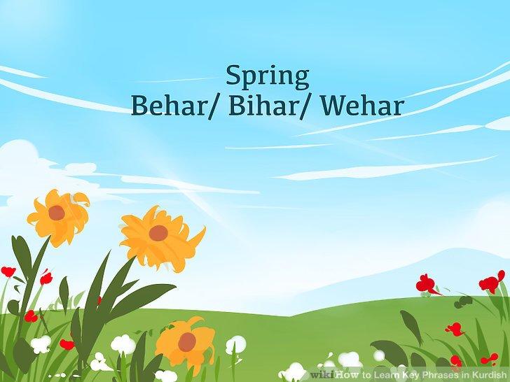 Frühling: