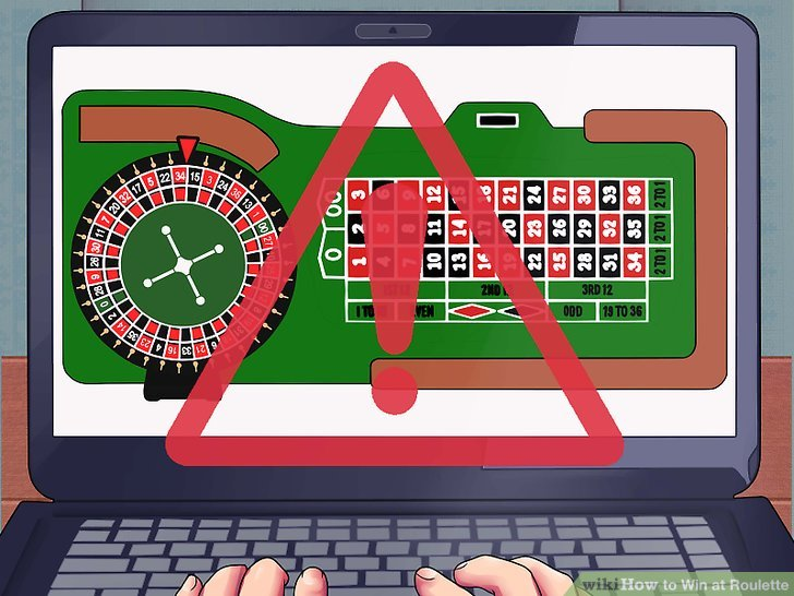 If playing online roulette, be wary.