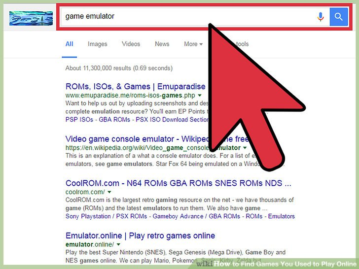 how to find games