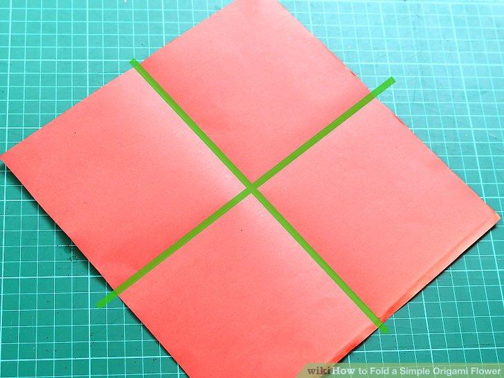 Origami Kawasaki Rose Step By Step