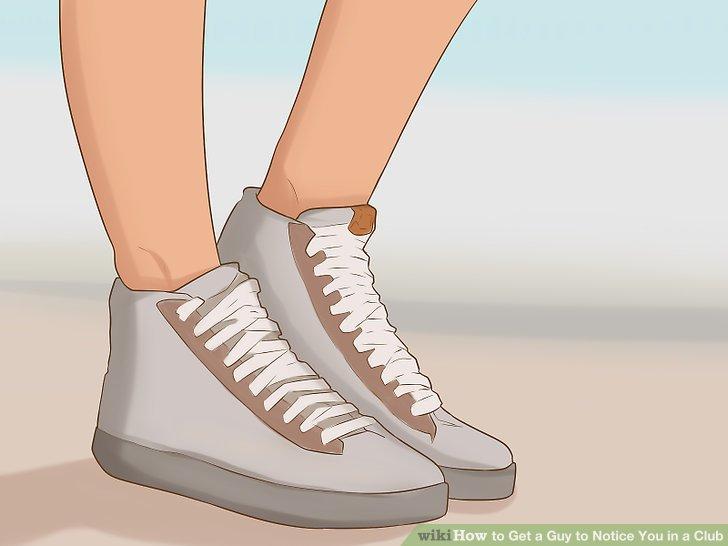 Wähle Schuhe, in denen du tanzen kannst.