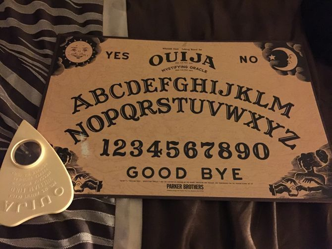 How to Use the Ouija Board Safely with Pictures  wikiHow