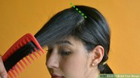 4 Ways to Braid Your Bangs - wikiHow