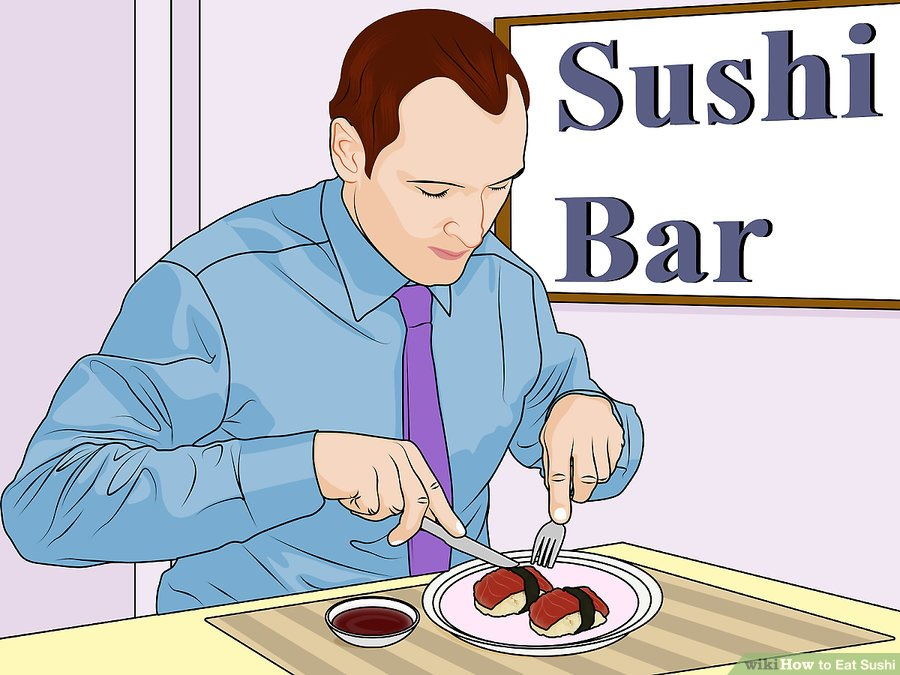 How To Eat Sushi With A Fork And Knife Disneyvacation