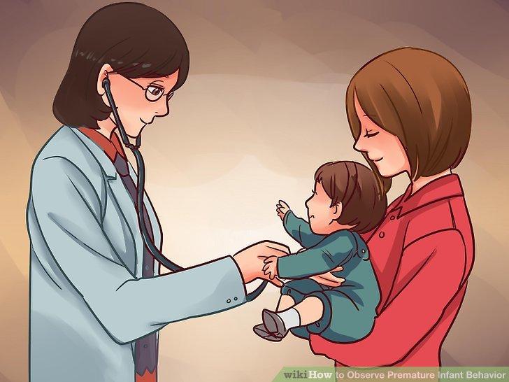 Füttern Sie Ihr Baby 8 bis 10 Mal pro Tag.