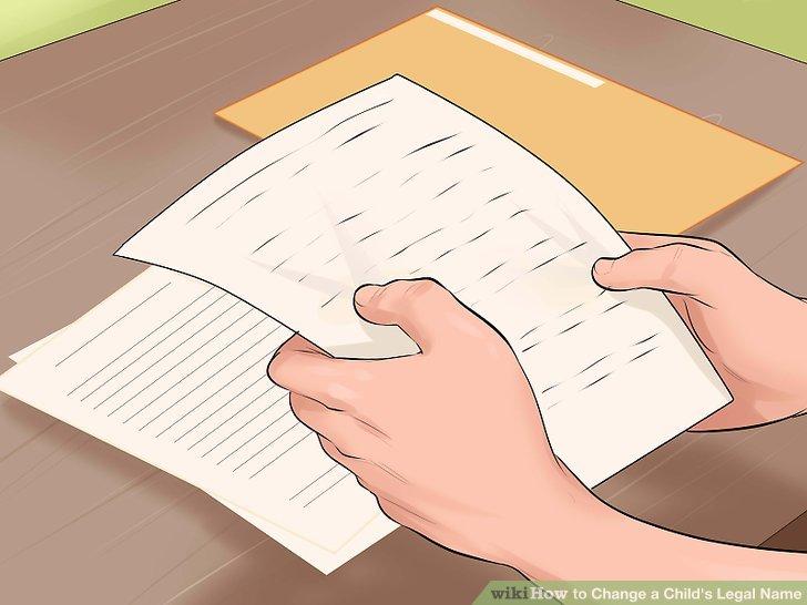Sammeln Sie die notwendigen Formulare.