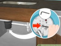 4 Ways to Unclog a Garbage Disposal - wikiHow