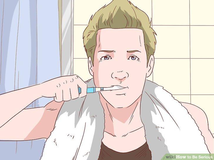 Gute Hygiene einhalten.