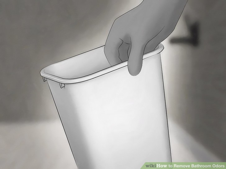 Take out the trash regularly.