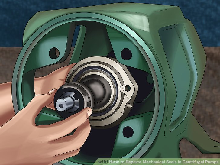 centrifugal pump mechanical seal diagram evinrude ficht wiring how to replace seals in pumps 10 steps image titled step 6