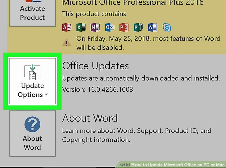How to Update Microsoft Office on PC or Mac: 12 Steps