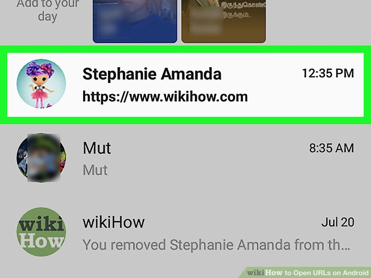 How To? - How to Open URLs on Android