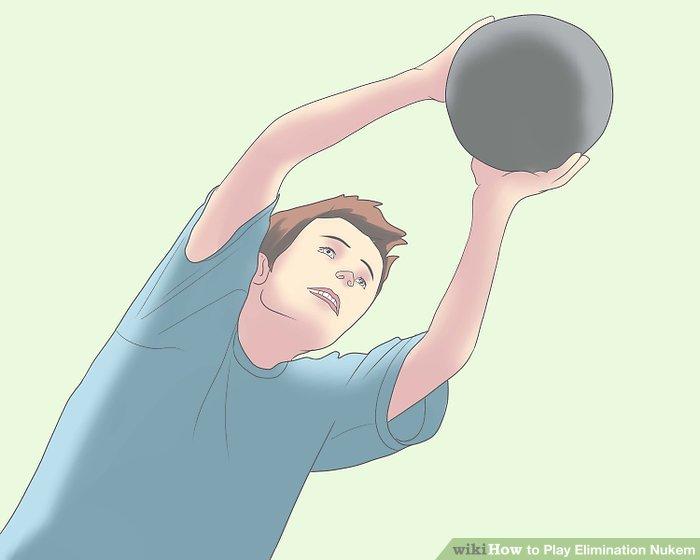 Nachdem ein Spieler den Ball gefangen hat, hat er 3 Sekunden, um ihn an die andere Mannschaft zu werfen