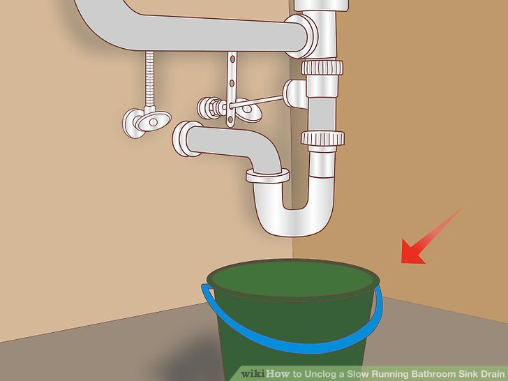 how to unclog bathroom sink drain pipe - thedancingparent