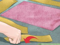 How to Make a Carpet Into a Rug: 14 Steps (with Pictures)