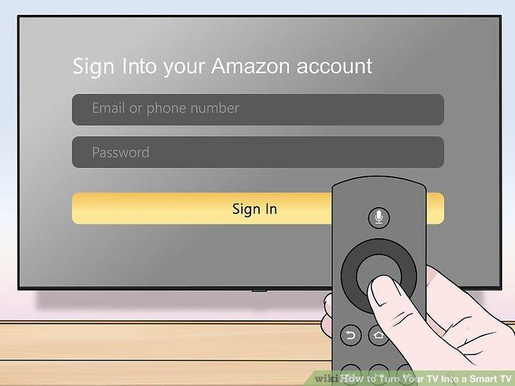 Melden Sie sich mit Ihrem Amazon-Konto an, wenn Sie dazu aufgefordert werden.
