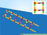 3 Ways to Make a Model of DNA Using Common Materials - wikiHow