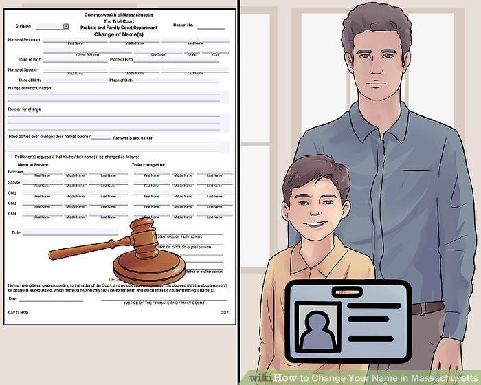 Wissen Sie, ob Sie den Namen eines Kindes legal ändern können.