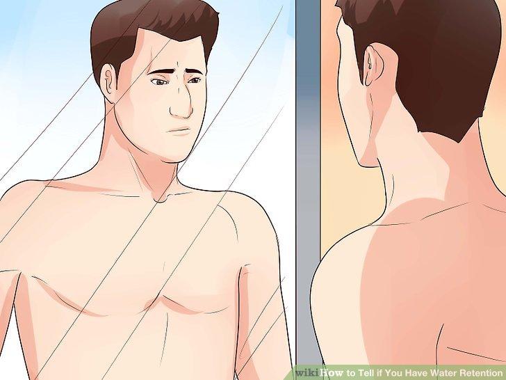 Untersuchen Sie das physische Muster Ihrer wahrgenommenen Gewichtszunahme.
