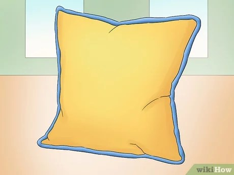 how to sew piping with pictures wikihow