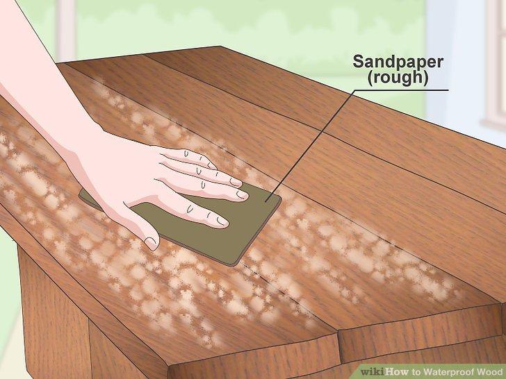 Food Grade Waterproof Wood Sealer